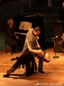 Tango en Medellin