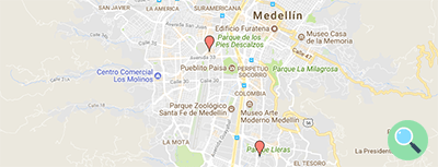 Location clinic dental home medellin poblado or unicentro
